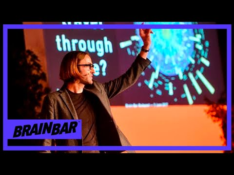 WILL WE EVER TRAVEL IN TIME? (James Beacham at Brain Bar Budapest)