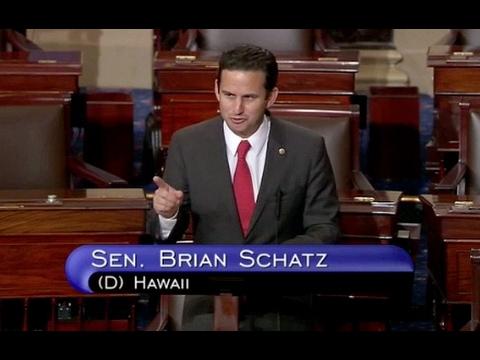 Sen Schatz Opposes DeVos Nomination - Full Speech