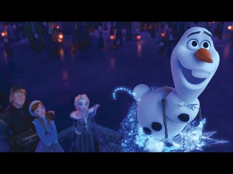 """""""When We're Together"""" From Olaf's Frozen Adventure 