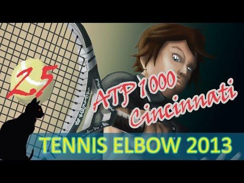 S33 EP24 Cincinnati || Tennis Elbow 2013 || Let's Play carrière Fr SoPic