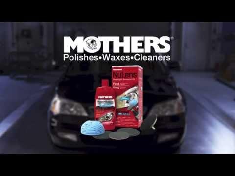 Mothers - NuLens Headlight Renewal Kit