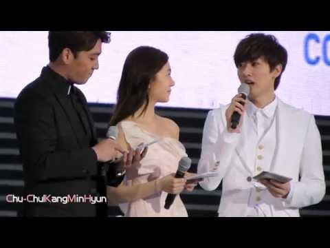 【Chu-CKMH】140607 Dream Concert Kangin Eunhyuk MC Part.2
