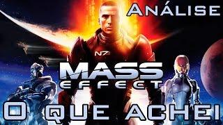 Review #34 - Mass Effect (Análise)