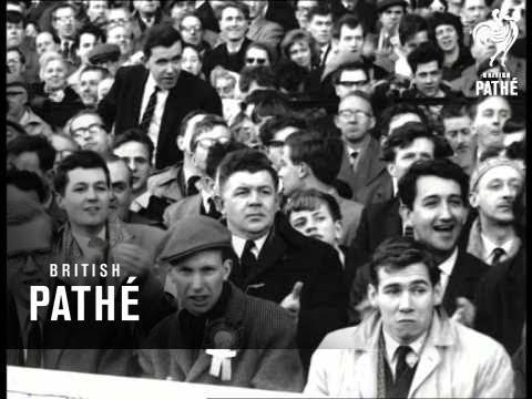 England V Scotland (1963)