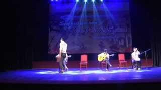 """Hà Nội Mười Hai Mùa Hoa - Minh Thành ( chương trình guitar """" Thu Hà Nội """" )"""