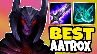 Korea's ONLY High Elo AATROX Main (A트록스) - Aatrox Top Guide // League of Legends