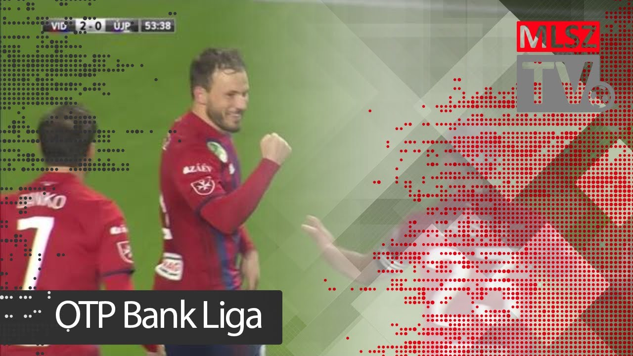 Videoton FC - Újpest FC | 3-0 (1-0) | OTP Bank Liga | 25. forduló | 2017/2018 | MLSZTV