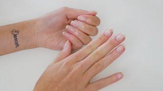 Meine Nagelroutine | kräftige Naturnägel | honeylenchen
