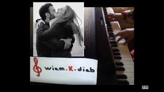 Kiralık Aşk - seni seviyorum piano - موسيقى مسلسل حب للايجار (بيانو)