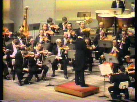 Beethoven Symphony No. 7 - I. Poco sostenuto - Vivace, Christoph von Dohnányi