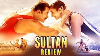 Sultan Movie Review   Salman Khan, Anushka Sharma