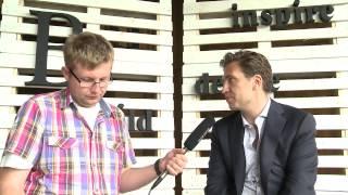 Bitspiration 2014: Interview with Max Niederhofer