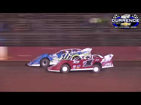 Talladega Short Track 10-12-18 Durrence Layne Racing Series B-Mains 1 and 2