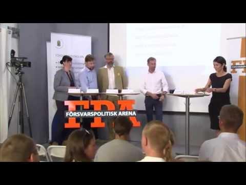 Gråzonen – normer för fred och krig i en ny säkerhetspolitisk situation i Europa