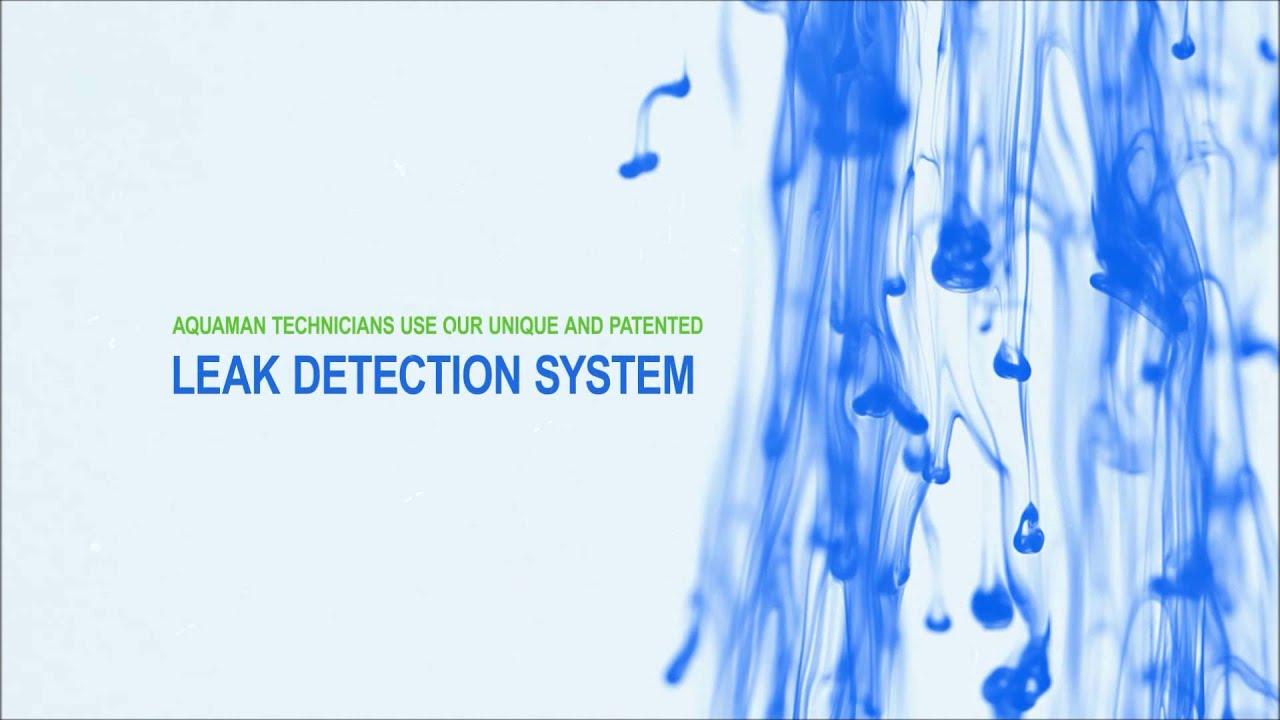 Aquaman swimming pool and spa leak detection repair - Swimming pool leak detection and repair ...