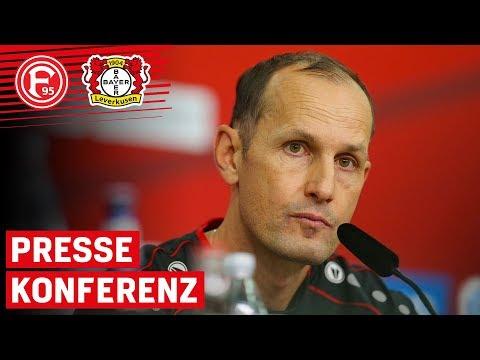 """""""Gegen Düsseldorf nachlegen"""" - Pressekonferenz vor Fortuna Düsseldorf"""