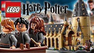 DAS sind die NEUEN LEGO Harry Potter Sets - 2018