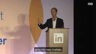 Learning in the flow of work: Market update | Josh Bersin | Talent Connect 2019