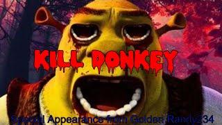 HUNTED BY SHREK! | Roblox W/ Golden Randy234
