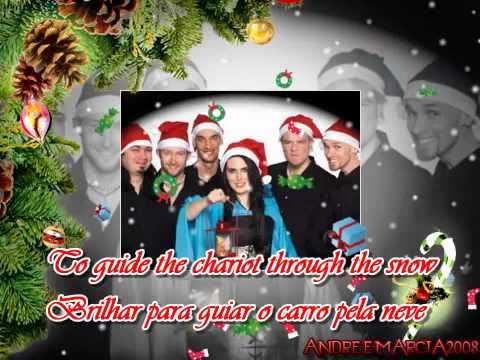 Within Temptation Gothic Christmas (With  Lyrics & Tradução)