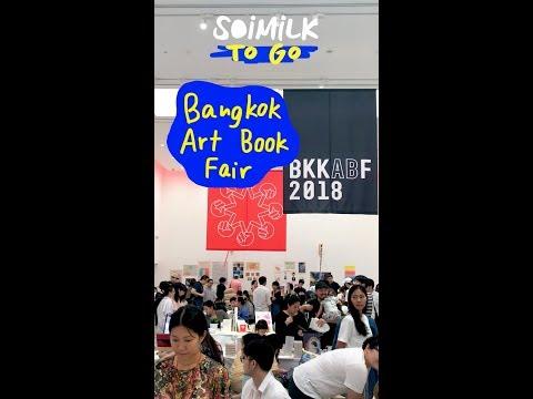 Soimilk To Go : Bangkok Art Book Fair