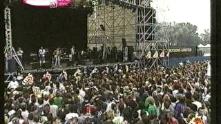 Punkreas - Live @ Independent Day festival bologna 1999 COMPLETO tmc2