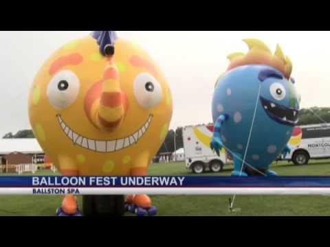 Annual Saratoga Balloon and Craft Festival