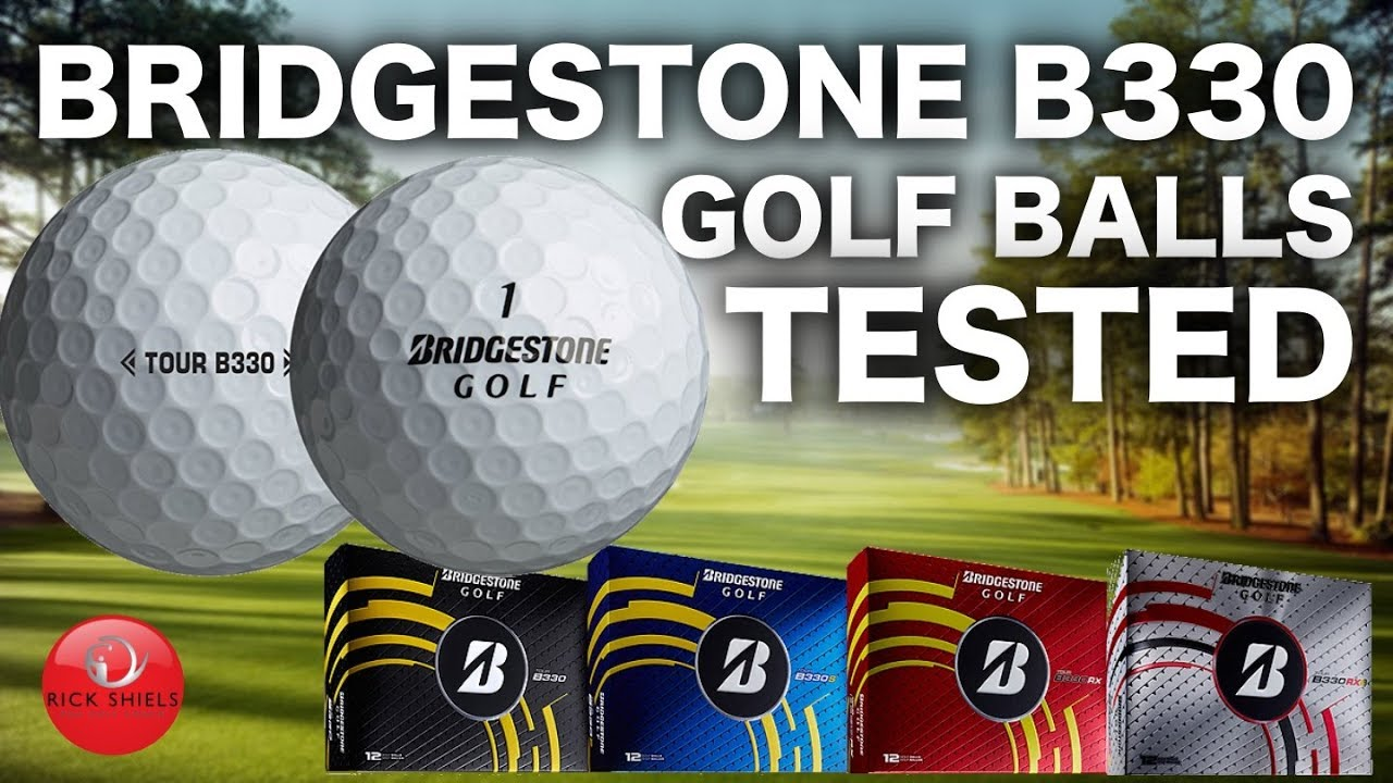bridgestone b330 golf ball review full testing youtube. Black Bedroom Furniture Sets. Home Design Ideas