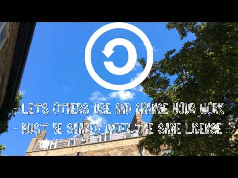What is Creative Commons Licensing?