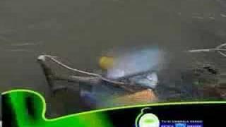 Poluarea apelor - Umbrela Verde Tuborg