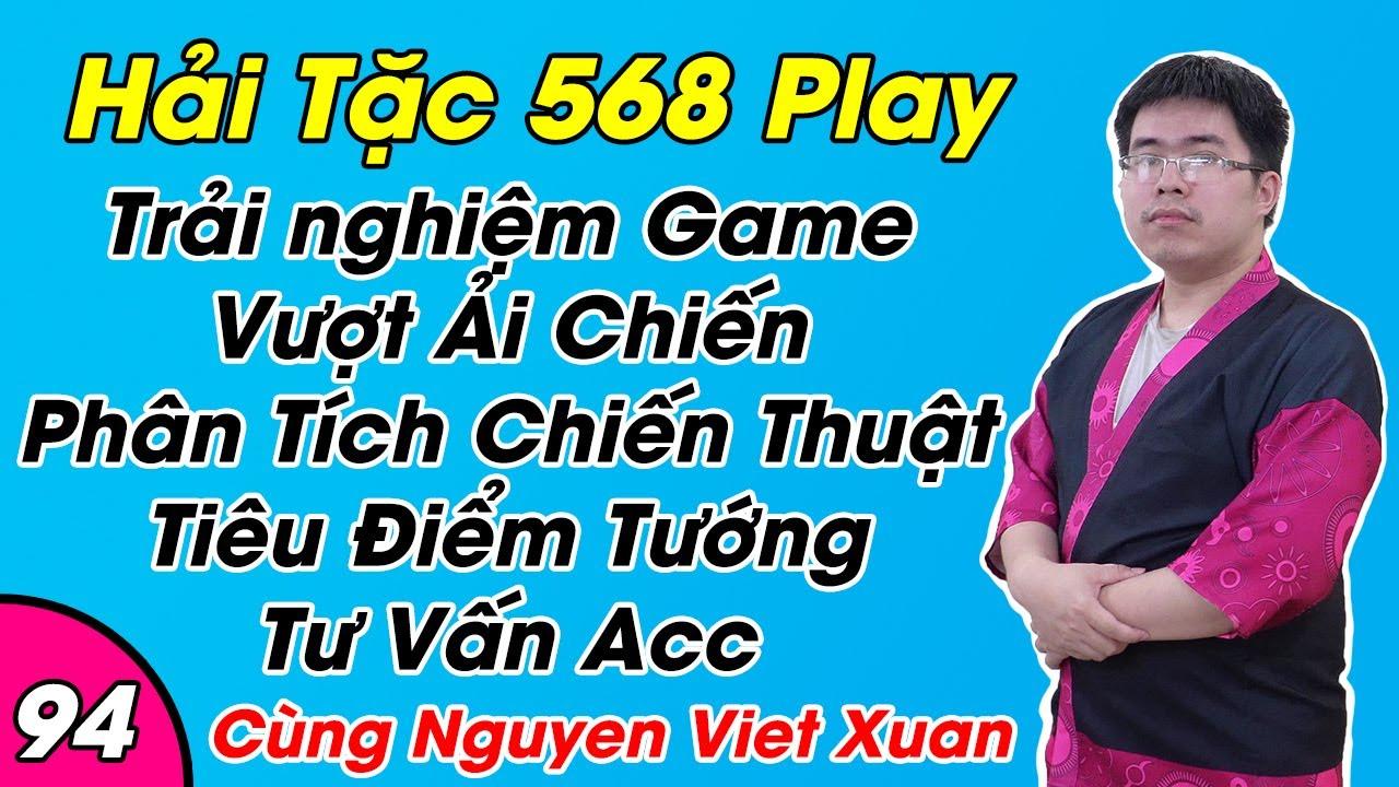 [Game VHT] Vượt ải đại chiến mùa 36 P3: ải 71 đến 105 | Nguyen Viet Xuan | Game Vua Hải Tặc