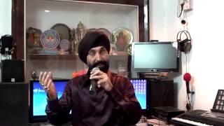 Zinda hoon is tarah - jasvinder dhani live