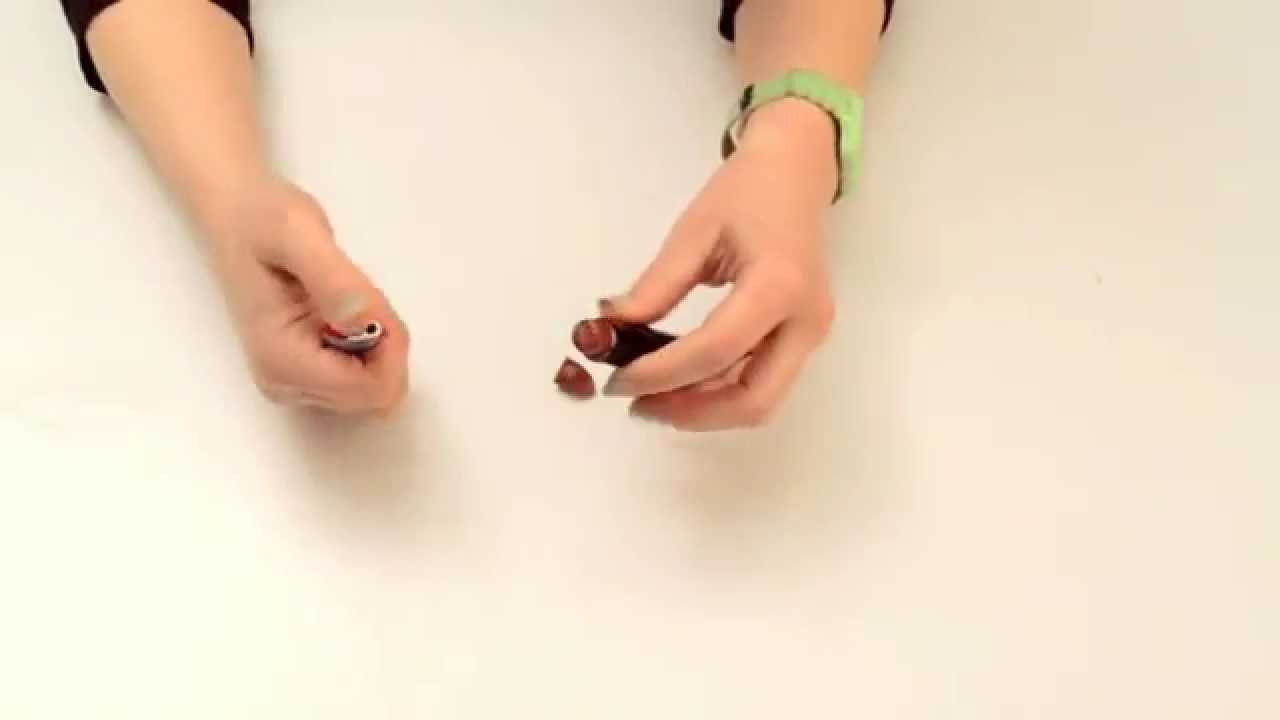 How to fix broken lipstick - Life Tips - YouTube