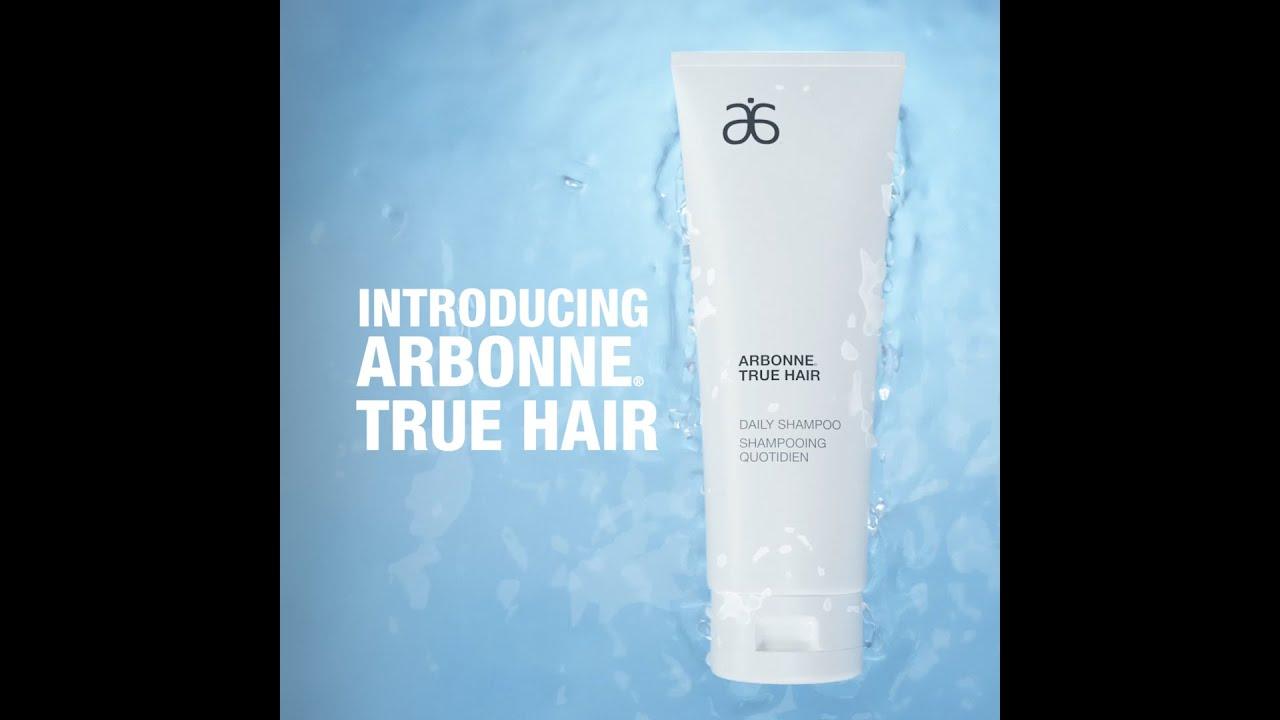 New Arbonne True Hair Youtube