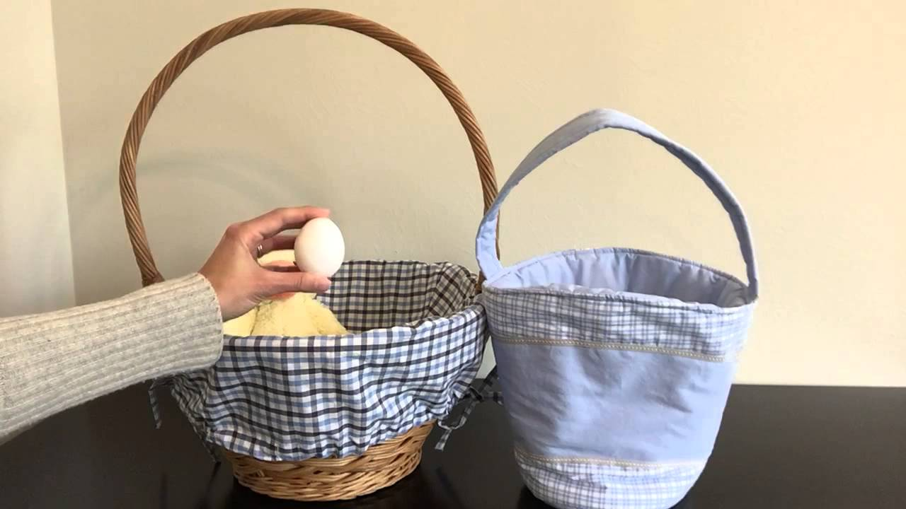 Pottery Barn Kids Easter Baskets Youtube