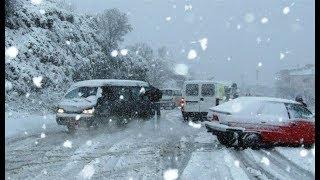 """لبنان تحت تأثير العاصفة """"نورما""""، مشاهد مرعبة!"""