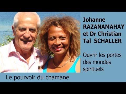 le chamanisme sauvage expliqué par le DR CHRISTIAN TAL SCHALLER & JOHANNE RAZANAMAHAY SCHALLER