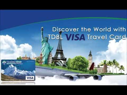 tdbl visa debit card and visa travel card - Visa Travel Card