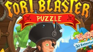 Fort Blaster Puzzle-Walkthrough