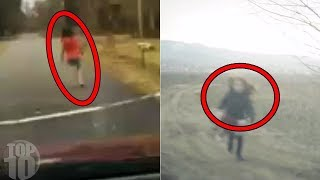 10 Scariest Things Caught on Dashcam