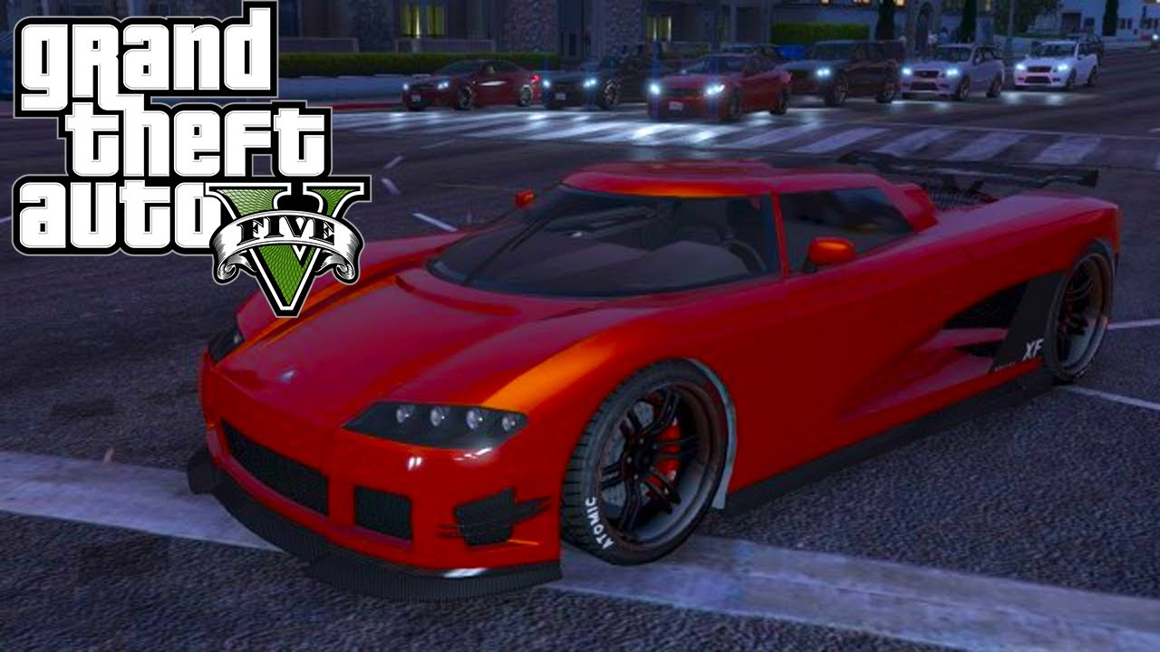 GTA 5 Entity XF Customization Guide GTA V  YouTube