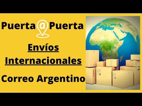 ENVÍOS INTERNACIONALES Correo Argentino. 5 pasos OBLIGATORIOS! RECIBÍ tu compra!! ACTUALIZADO 2020