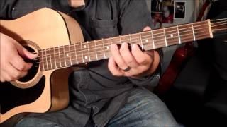 Repeat youtube video Kolohe Kai - Cool Down *GUITAR lesson*