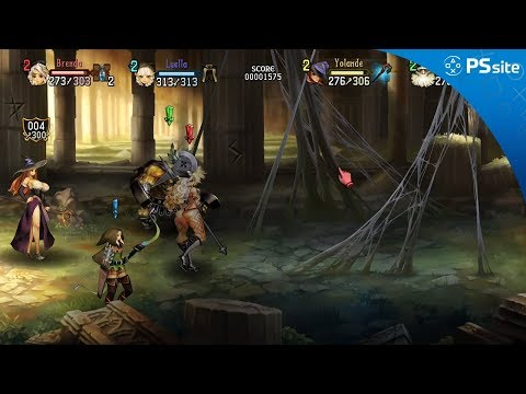 Dragon's Crown Pro - PS4 Gameplay #1