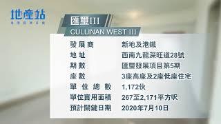 Publication Date: 2021-01-08   Video Title: 匯璽III