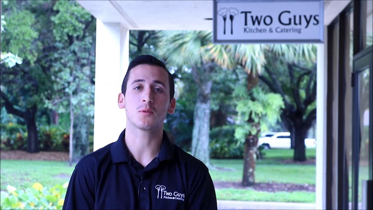 Bonita Chamber Member: Two Guys Kitchen & Catering - YouTube