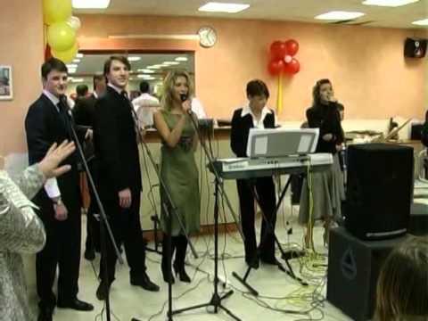 корпоратив 8 марта 2007 концерт mpg
