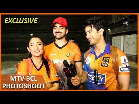 Shruti Ulfat, Zain Imam & Zaan Khan Photoshoot At MTV BCL Season 3   ALT Balaji