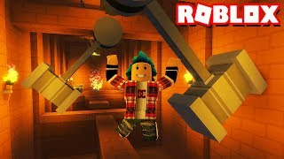 THE TEMPLE LADRON!!! ROBLOX TEMPLE THIEVES