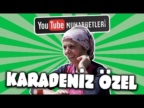 KARADENİZ ÖZEL - YouTube Muhabbetleri #28